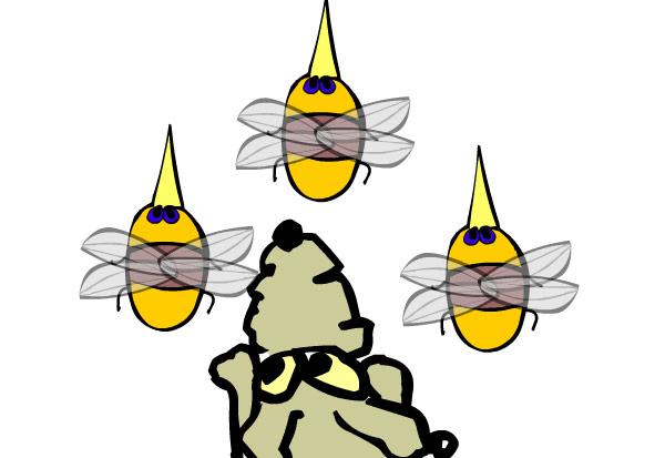 Bee Movie artwork