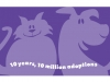 Petfinder Business Card characters