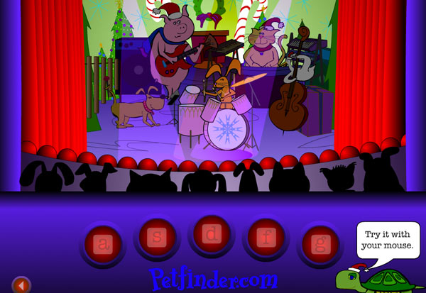 Pet Rocker game