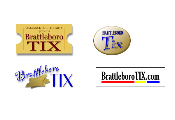 Brattleboro Tix logos