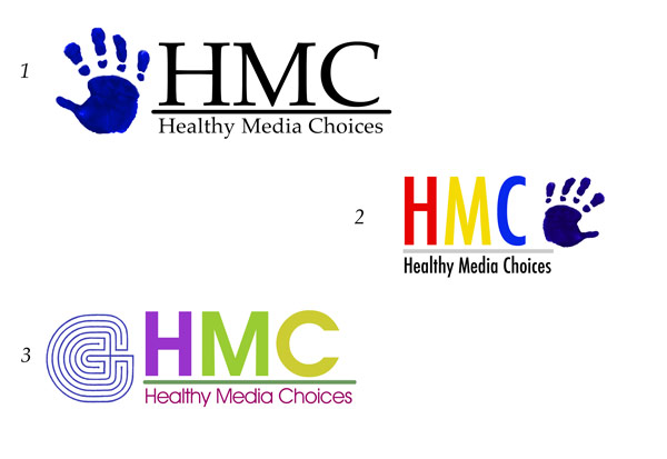 Healthy Media Choices logos