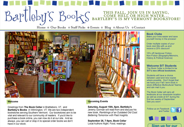 Bartleby Books