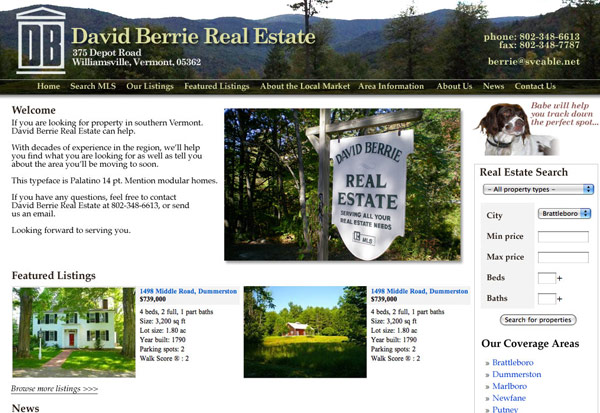 Berrie Real Estate