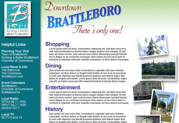 Building a Better Brattleboro