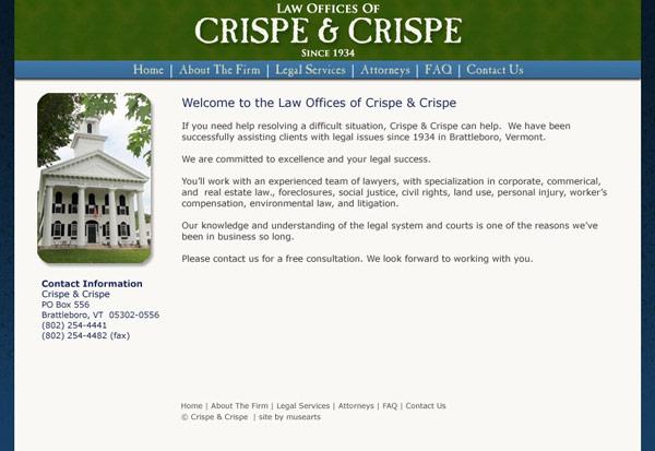 Crispe & Crispe