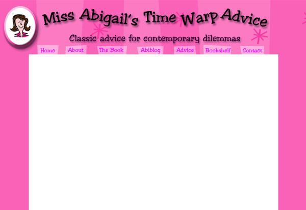 Miss Abigail