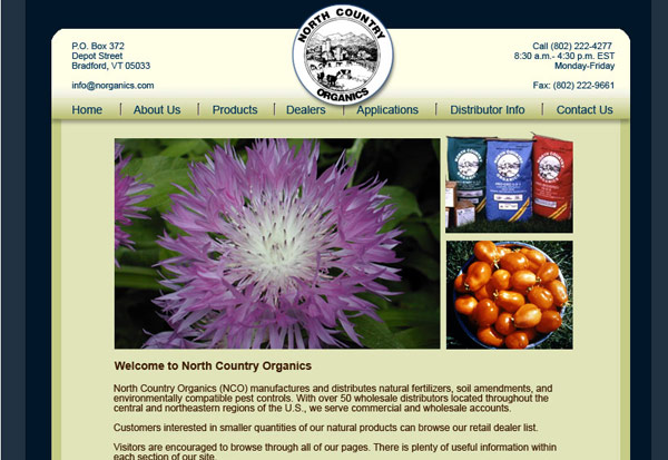 North Country Organics Final