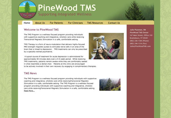 Pinewood TMS