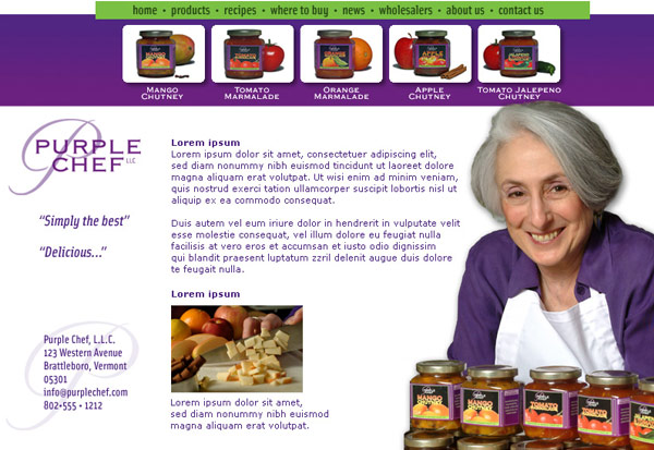 Purple Chef