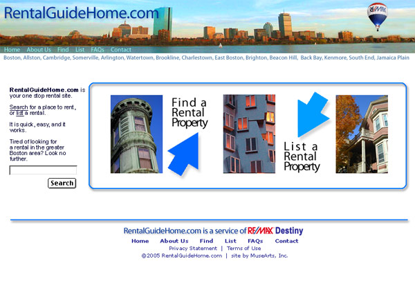 Boston Rental Guide