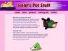 Jenny's pet Stuff
