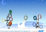 Holiday Seal Card Interactive