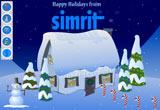 Holiday Lights Card Interactive