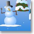 Interactive Holiday Card