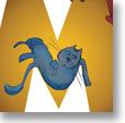 Alphabet Cats Icon