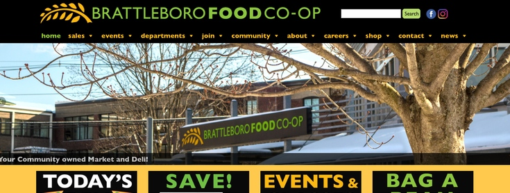 Brattleboro Food Coop slide
