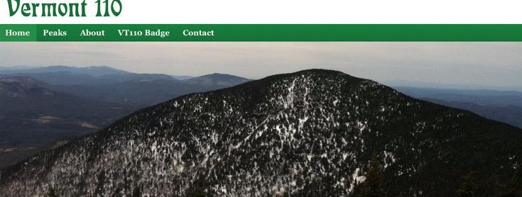 Vermont 110 slide